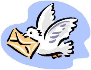 Icona mail. Consulenza psicologica via E-Mail